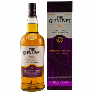 Glenlivet Distillers Reserve Triple Cask Matured