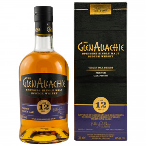 GlenAllachie 12 Jahre French Virgin Oak (Virgin Oak Series)