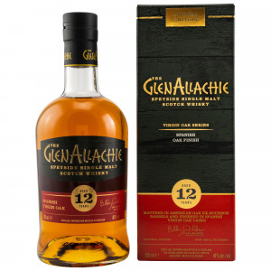 GlenAllachie 12 Jahre Spanish Virgin Oak (Virgin Oak Series)