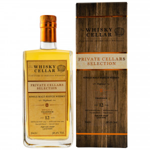 Teaninich 2007/2020 - 12 Jahre Single Cask No. 702596 (The Whisky Cellar)