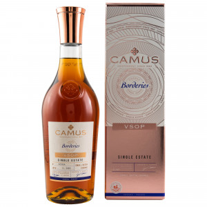 Camus VSOP Borderies Single Estate Cognac
