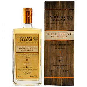 Ardmore 2006/2020 - 14 Jahre Single Cask No. 801024 (The Whisky Cellar)