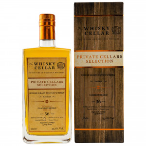 Cameronbridge 1984/2020 Cask No. 3028694 (The Whisky Cellar)