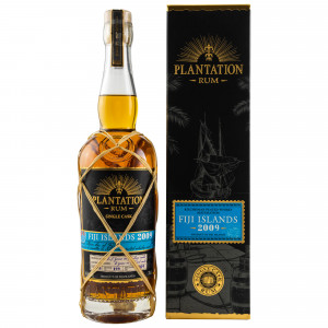 Plantation Rum Fiji Islands 2009