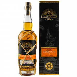 Plantation Rum Barbados 2014/2020 - 6 Jahre Single Cask Collection Calvados Finish Cask No. 13