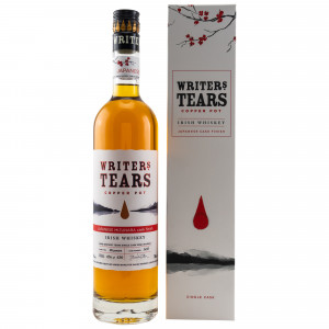 Writers Tears Japanese Mizunara Cask Finish