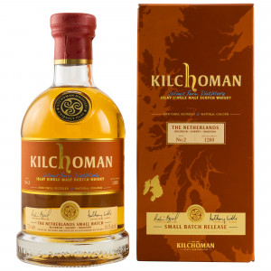 Kilchoman The Netherlands Small Batch No. 2