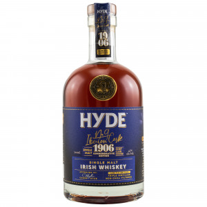 Hyde No. 9 Iberian Cask Irish Single Malt Tawny Port Cask Finish