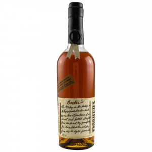Bookers Bourbon 6  Jahre 4 Monate (126.4 Proof)
