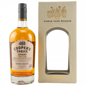 Secret Orkney 2009/2019 10 Jahre (The Coopers Choice)