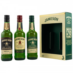 Jameson TriPack 200ml (Original, Caskmates Stout & IPA Edition)