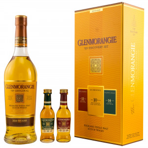 Glenmorangie The Discovery Set