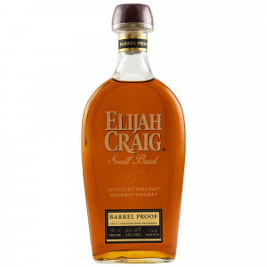 Elijah Craig 12 Jahre Barrel Proof Batch C918