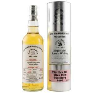 Glen Ord 2007/2020 - 12 Jahre Casks No. 312745+312746 (Signatory Un-Chillfiltered)