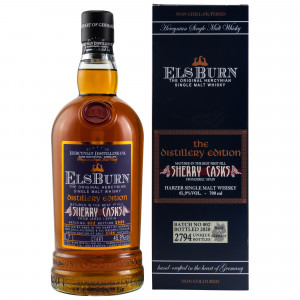 Elsburn Distillery Edition 2020 Sherry Casks Batch 2
