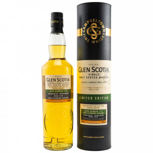 Glen Scotia 2012/2020 - 7 Jahre First Fill Bourbon Single Cask No. 715 (bottled for Kirsch Import)