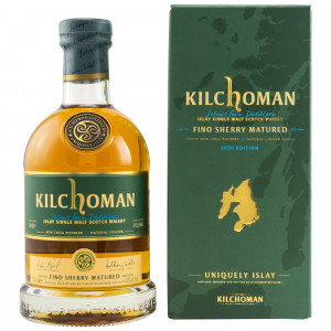 Kilchoman Fino Sherry Matured Limited Edition 2020