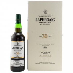 Laphroaig 30 Jahre The Ian Hunter Story No. 2