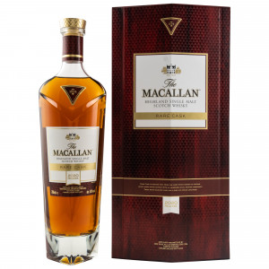 Macallan Rare Cask Red Batch No.1 2020