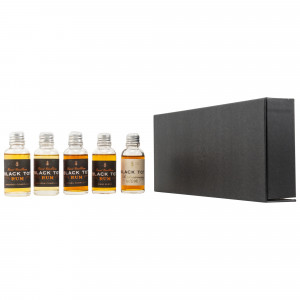Black Tot 50th Anniversary Mini Rum Collection 5x3cl (Elixir Distillers)