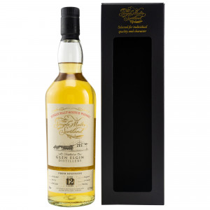Glen Elgin 2007/2020 - 12 Jahre Hogshead No. 801513 (Single Malts of Scotland)