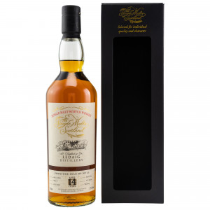 Ledaig 2005/2020 14 Jahre Sherry Butt No. 900177 (The Single Malts of Scotland)