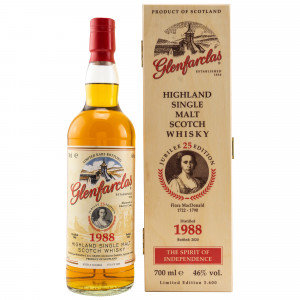 Glenfarclas 1988/2020 Limited Edition No. 25 Flora MacDonald