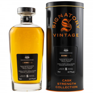 Benrinnes 1995/2020 - 25 Jahre Single Cask No. 9025 (Signatory Cask Strength) (exclusively bottled for Kirsch)