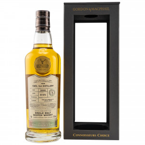 Caol Ila 2005/2020 - 15 Jahre First Fill Sherry Butt Cask Strength (G&M Connoisseurs Choice)
