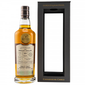 Mortlach 1994/2020 - 25 Jahre Connoisseurs Choice Sherry Cask No. 8181 (Gordon &Macphail)