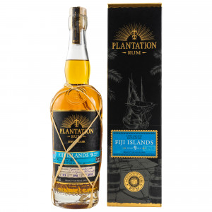 Plantation Rum Fiji Islands 2011/2020 9 Jahre Cask No. 04