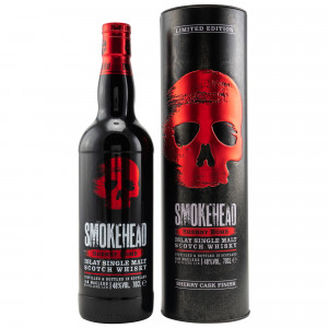 Smokehead Sherry Bomb Limited Edition Sherry Cask Finish