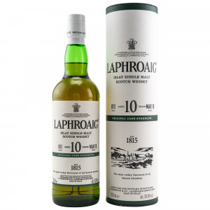 Laphroaig 10 Jahre Original Cask Strength Batch 11