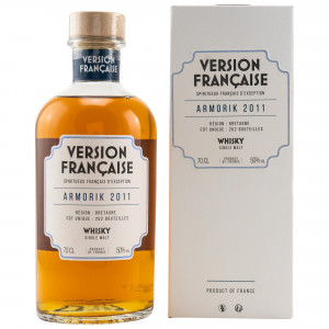 Armorik 2011/2020 Single Cask 480 Version Francaise