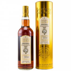 Bunnahabhain 1997 - 21 Jahre Pomerol Wine Finish Cask No. 2 (Murray McDavid Mission Gold)