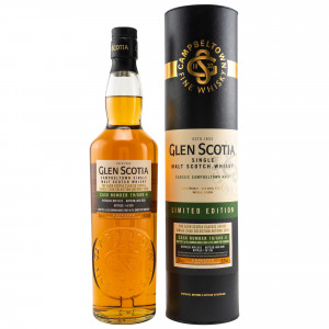 Glen Scotia 2012/2020 Tawny Port Cask Finish Cask No. 19/660-4