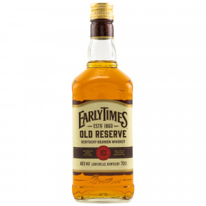 Early Times Old Reserve Kentucky Bourbon Whisky