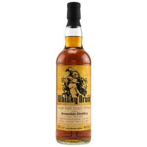 Annandale 2015/2020 - 5 Jahre Single 1st Fill PX Sherry Hogshead No.656 (Whisky Druid)