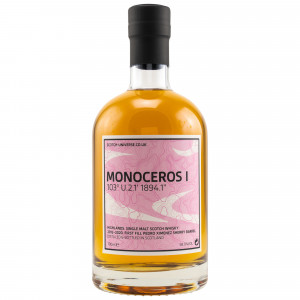 MONOCEROS I 2012/2020 - 8 Jahre (Scotch Universe)