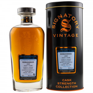 Bunnahabhain 2009/2020 - 11 Jahre Cask No. 900081 (Signatory Cask Strength Collection)