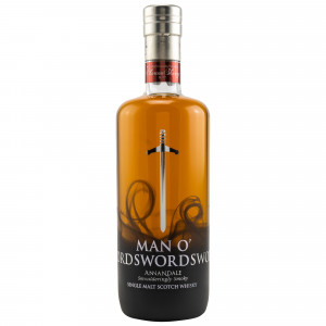 Annandale 2015 Man O' Sword Single Sherry Butt No. 760 mit Geschenkverpackung