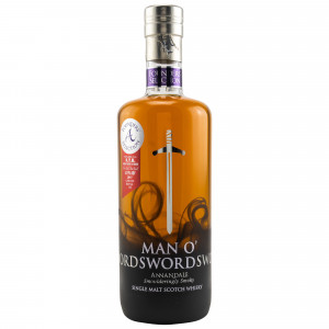 Annandale Man O' Sword Founders Selection Single Red Wine Cask No. 355 mit Geschenkverpackung