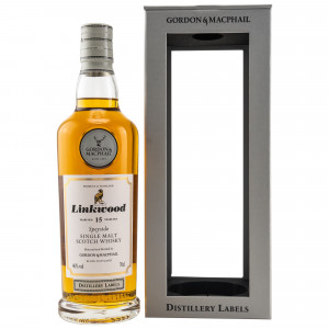 Linkwood 15 Jahre (Gordon&MacPhail Distillery Label)