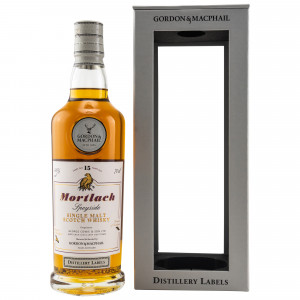 Mortlach 15 Jahre (Gordon&MacPhail Distillery Label)