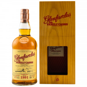 Glenfarclas 1991/2020 The Family Casks No. 211 Sherry Butt