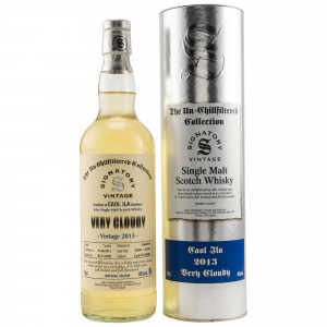 Caol Ila 2013/2020 - 7 Jahre Very Cloudy Casks No. 326941+326942 (Hogsheads) (Signatory Un-Chillfiltered)