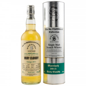Mortlach Very Cloudy 2013/2020 - 7 Jahre Cask No. 8035130+803516 The Un-Chillfiltered Collection (Signatory)