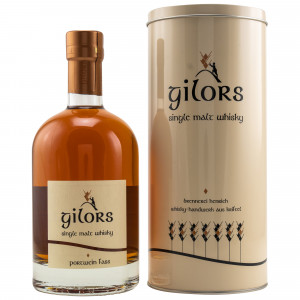 Gilors Single Malt Portwein Fass  2015/2020