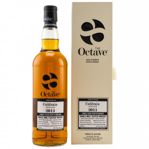 Culdrain 2011/2020 - 9 Jahre The Octave Single Cask No. 9629839 (Duncan Taylor) (bottled for Kirsch Import)