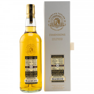 Macduff 2008/2020 11 Jahre Dimensions Single Cask No. 58701420 (Duncan Taylor)